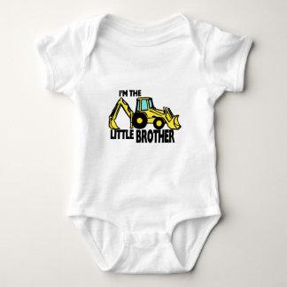 Camiseta Backhoe do irmão mais novo