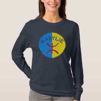 Camiseta Bandeira de Kabylia
