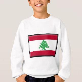 Camiseta Bandeira de Líbano