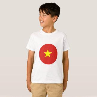 Camiseta Bandeira de Vietnam