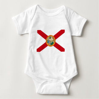 Camiseta Bandeira do estado de Florida