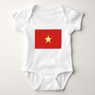 Camiseta Bandeira vietnamiana