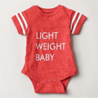 Camiseta Bebê de pouco peso