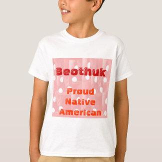 Camiseta BEOTHUK: Americanos nativos orgulhosos