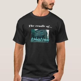 Camiseta berço da aviação