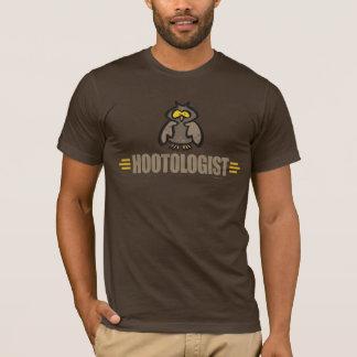 Camiseta Birder engraçado, coruja