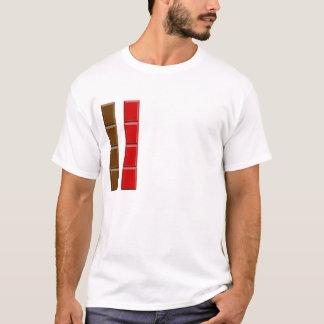 Camiseta Blocos de apartamentos
