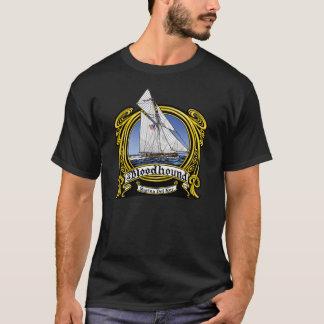 Camiseta Bloodhound da embarcação de navigação