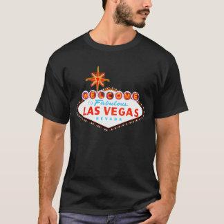 Camiseta Boa vinda a Las Vegas