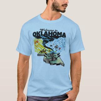 Camiseta Boa vinda a Oklahoma