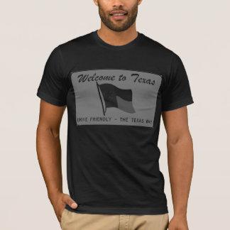 Camiseta Boa vinda a Texas