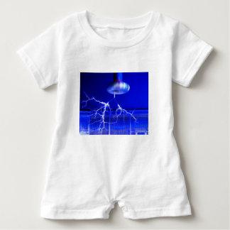 Camiseta Bobina de Tesla instantânea…