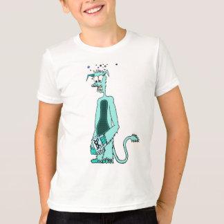 Camiseta Bolhas - para miúdos