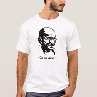 Camiseta Bom judeu de Gandhi
