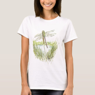 Camiseta Boneca de Ladys da libélula