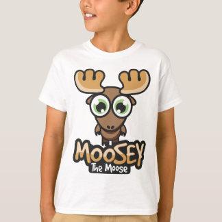 Camiseta Botão de Moosey