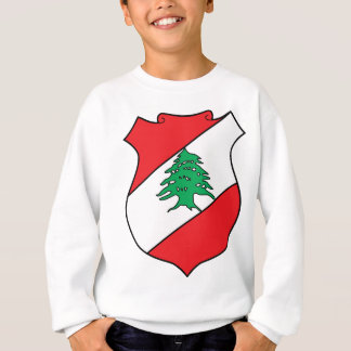 Camiseta Brasão de Líbano