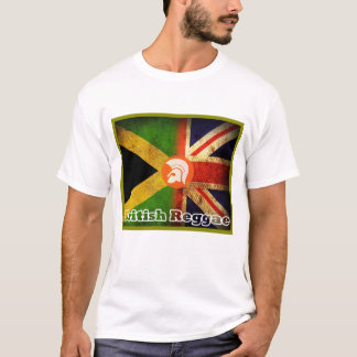 Camiseta British Reggae