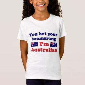 Camiseta Bumerangue australiano