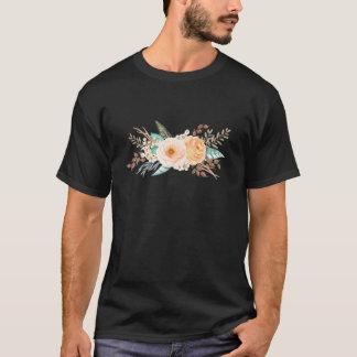 Camiseta Buquê do ranúnculo