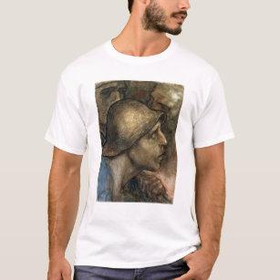 b2a7996c3d9 Camiseta Cabeça de um trabalhador