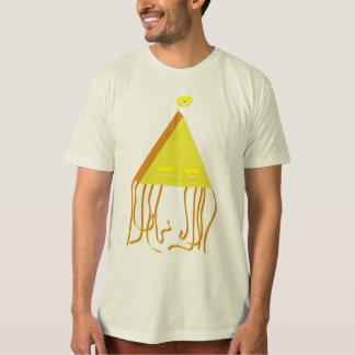 Camiseta Calamar-um-Médio