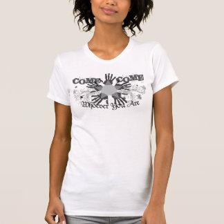 Camiseta Camisola de alças do Coven de CAYA