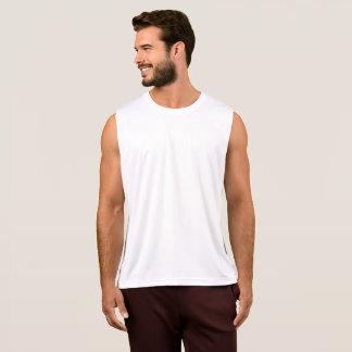 Camiseta Camisola de alças do desempenho dos homens