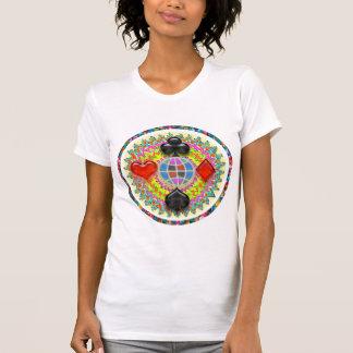 Camiseta Campeonato do póquer: Presentes da oferta do
