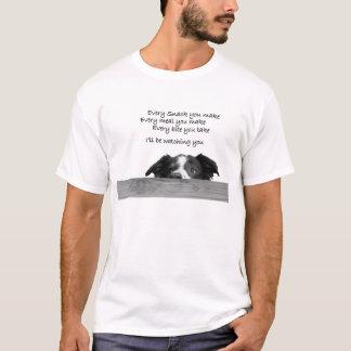 Camiseta Cão das picadas