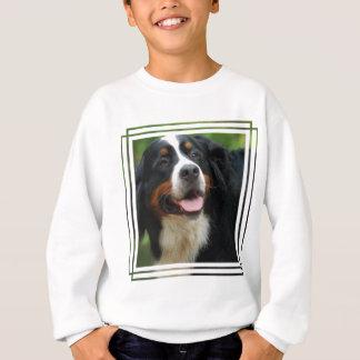 Camiseta Cão de montanha de Bernese do bebê