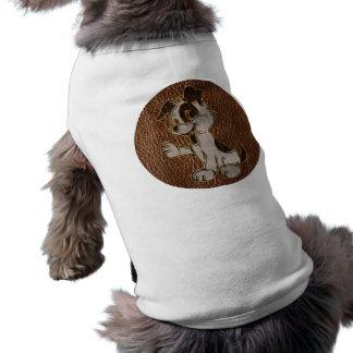 Camiseta Cão do Couro-Olhar