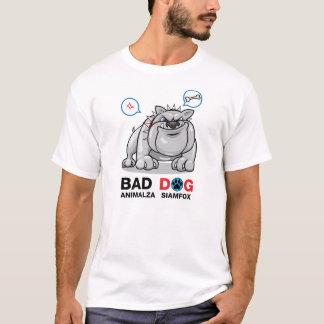 Camiseta cão do touro