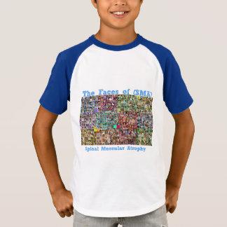 Camiseta Caras do azul 2014 de SMA