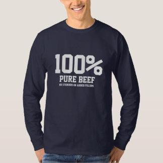 Camiseta Carne pura de 100%
