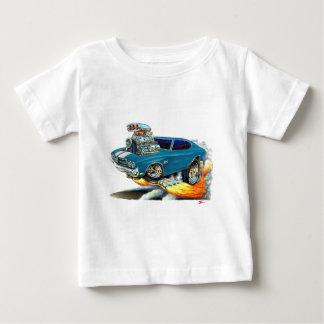 Camiseta Carro 1970 da cerceta de Chevelle