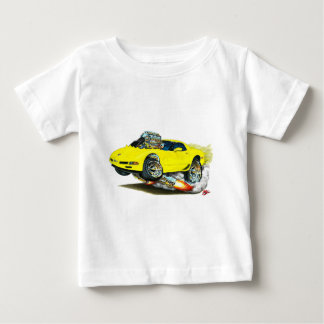 Camiseta Carro 1998-2004 amarelo de Corveta