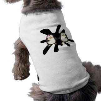 Camiseta Casal do pinguim