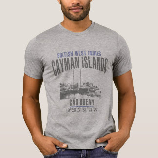 Camiseta Cayman Islands