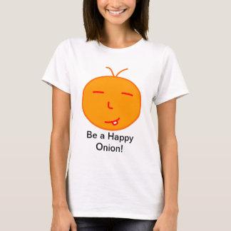 Camiseta Cebola feliz