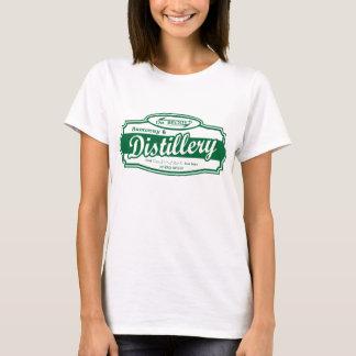 Camiseta Cervejaria & destilaria do Dr. Brody