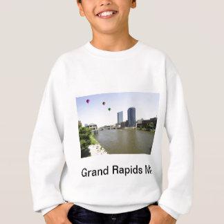 Camiseta Cidade Michigan de Grand Rapids