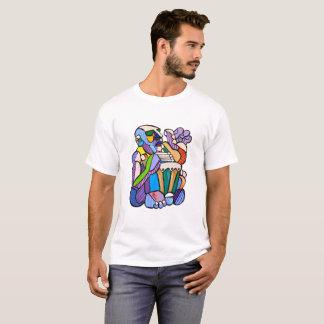 Camiseta Cilindro