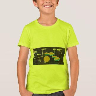 Camiseta Cilindros e mais cilindros