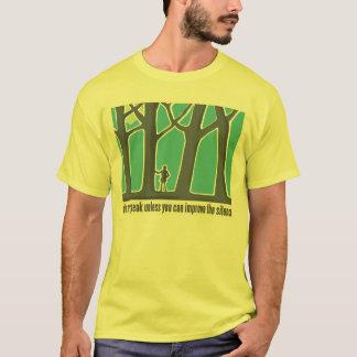 Camiseta Citações de John Muir