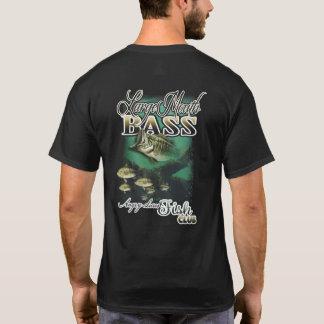 Camiseta Clube irritado dos peixes das atrações