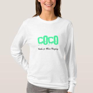Camiseta Cocos-Caitlin & Olivia Empresa