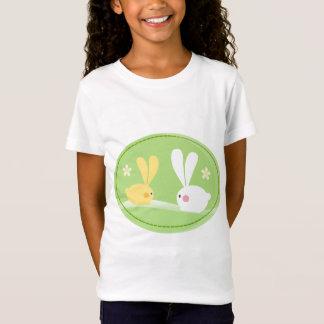 Camiseta Coelhos bonitos