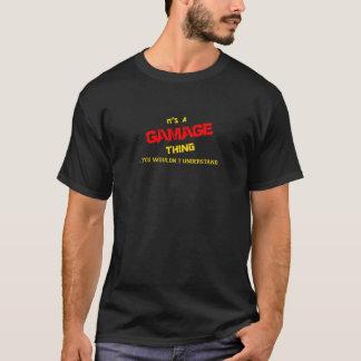 Camiseta Coisa de GAMAGE, você não compreenderia