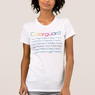 Camiseta Colorguard